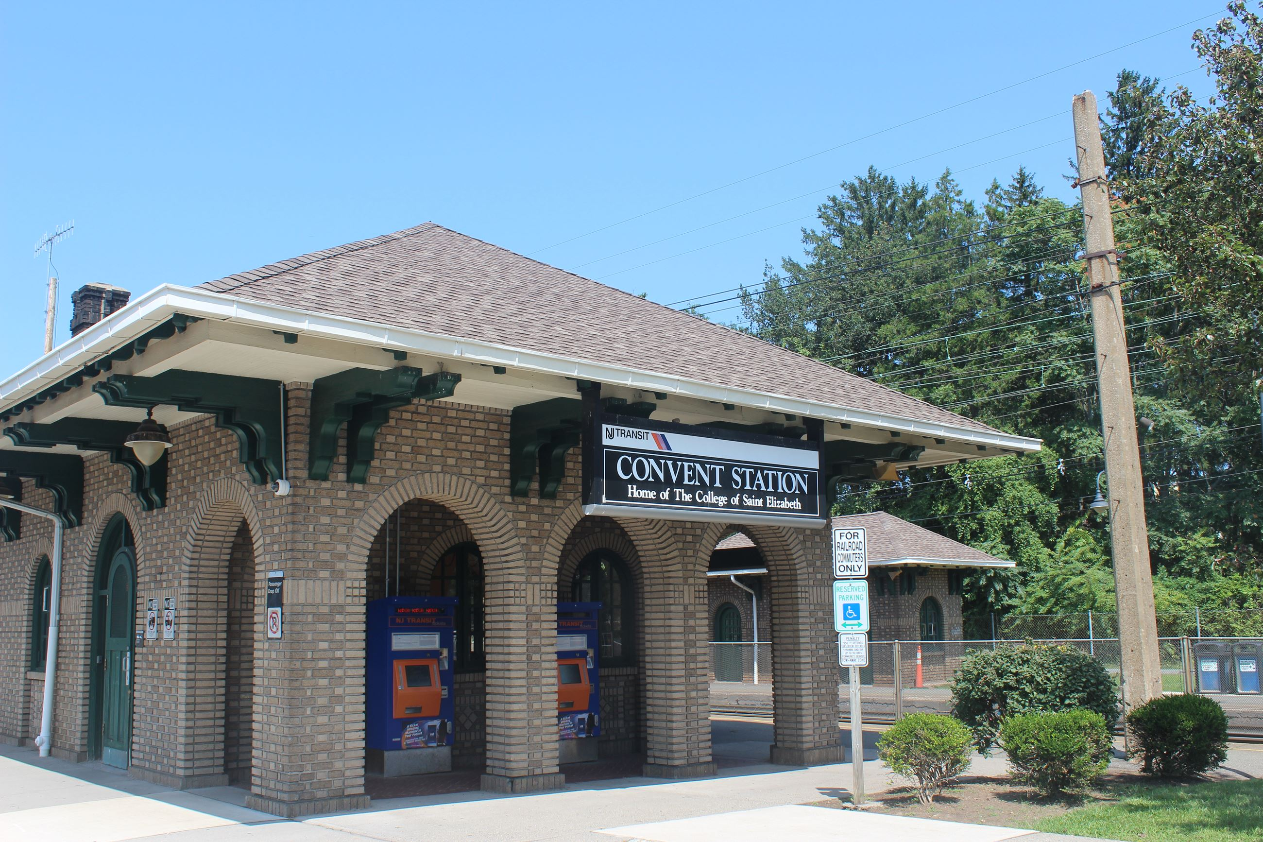 Convent Train Station | Morris Township, NJ - Official Website