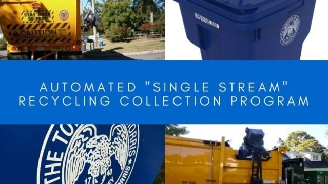 Automated Single Stream Recycling Collection Program