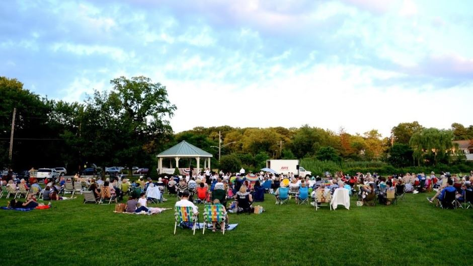 Ginty Gazebo Summer Concert Series