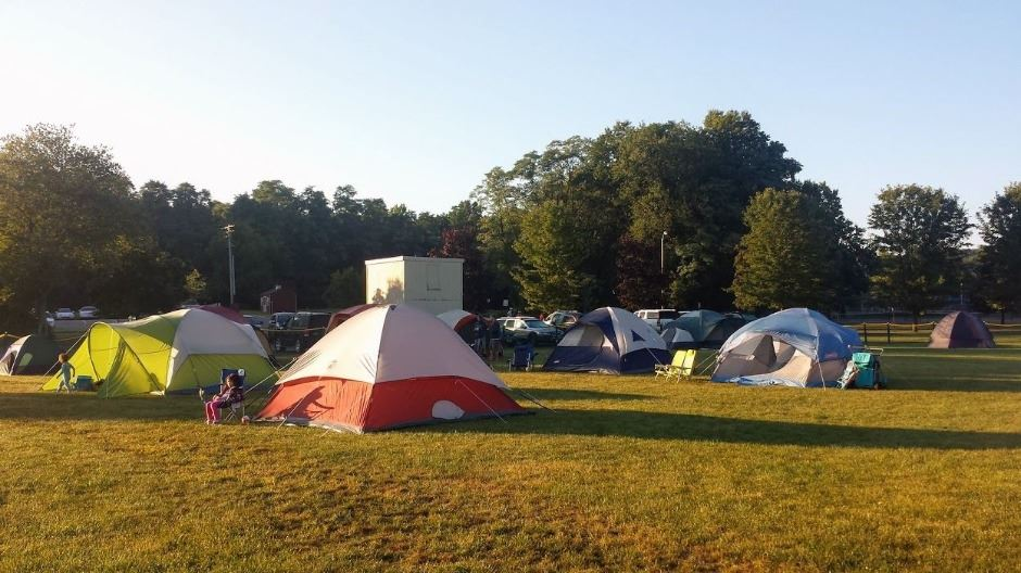Morris Township Family Campout