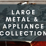 Large Metal and Appliance Collection