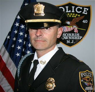Lt. Mark McGuinness